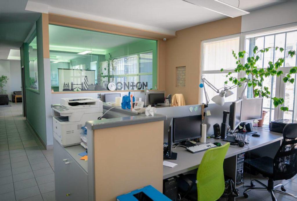 Közösségi Iroda Budapesten az FRofficenál